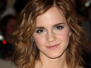 ACTRESS Emma Watson, who plays Hermione Granger in the Harry Potter film ...