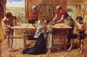 800px-Millais_-_Christus_im_Hause_s